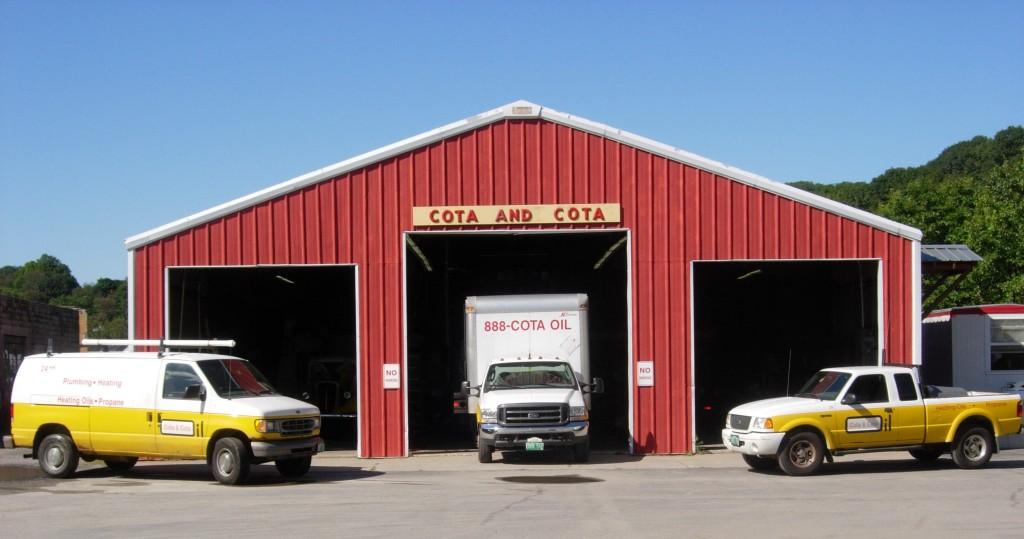 Cota & Cota Garage Bellows Falls VT