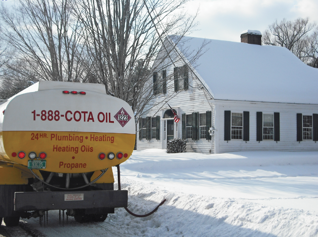 Cota & Cota : Winter Delivery