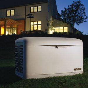 Cota & Cota : Kohler Generator